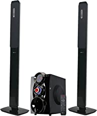 iBELL 2.1 Tower Speaker with Bluetooth/USB/FM/SD/MMC/AUX