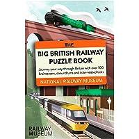 The Big British Railway Puzzle Book