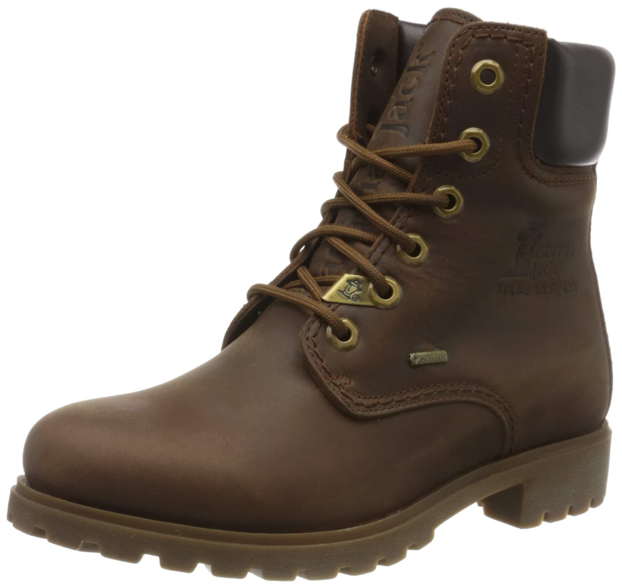 Panama Jack Women's Panama 03 GTX Wool Combat Boots 1