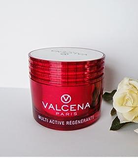 Hand cream Valcena Paris with Rose oil