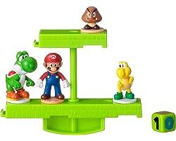 EPOCH GAMES Super Mario Balancing Game Ground Stage, colore verde (07358)