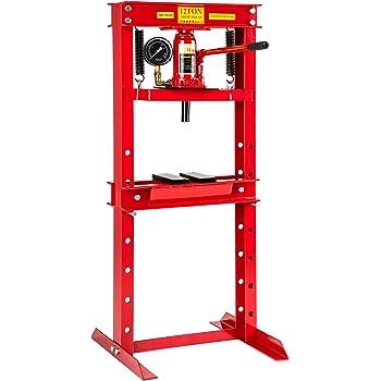 pressa idraulica manuale presse idrauliche 20 tonnellate