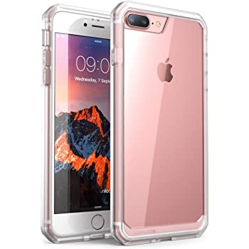 iPhone 7 Plus Case, SUPCASE Unicorn Beetle Series Premium Hybrid Protective Clear Case for Apple iPhone 7 Plus 2016 Release (Clear/Frost)