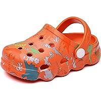 INMINPIN Carino Zoccoli Sabot Bambini Sandali da Spiaggia Estate Scarpe da Giardino Antiscivolo Ciabatte Pantofole da…