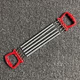 ZCPDP Verstelbare trekveer-spangreep Expander Multifunctionele armspieren borsttraining fitnessapparaat voor heren