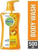 جل استحمام الجسم من ديتول على هيئة جل - 500 مل