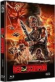 Red Scorpion [Blu-Ray+DVD] - uncut - Mediabook Cover A