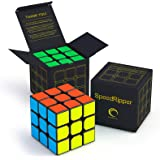 Creativeline SpeedRipper Speed Cube - 3x3 - Perfect for Competitions, Suitable for Adults & Kids, Best Magic Puzzle Toy, . Ru