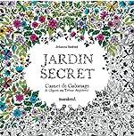 Jardin secret de Johanna Basford