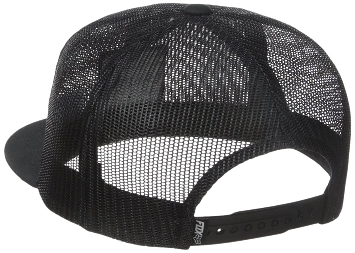 3720d8a852195 ... black  fox racing youth boys flex 45 flexfit hat  cap men fox  implication snapback cap amazon clothing ...