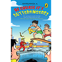 Of Course, It's Butterfingers Again