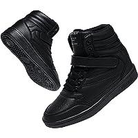 Chaussure Femme Basket a Talon Compensé Fille Sneakers Chaussures Femme Compensées Confortable Chaussure De Marche Caché…