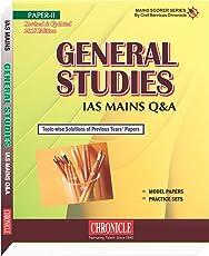 General Studies IAS Mains Paper 2 Q&A