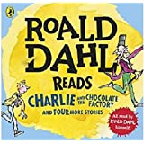 The Roald Dahl Audio Collection: Includes Charlie and the Chocolate Factory, James & the Giant Peach, Fantastic M r. Fox, The