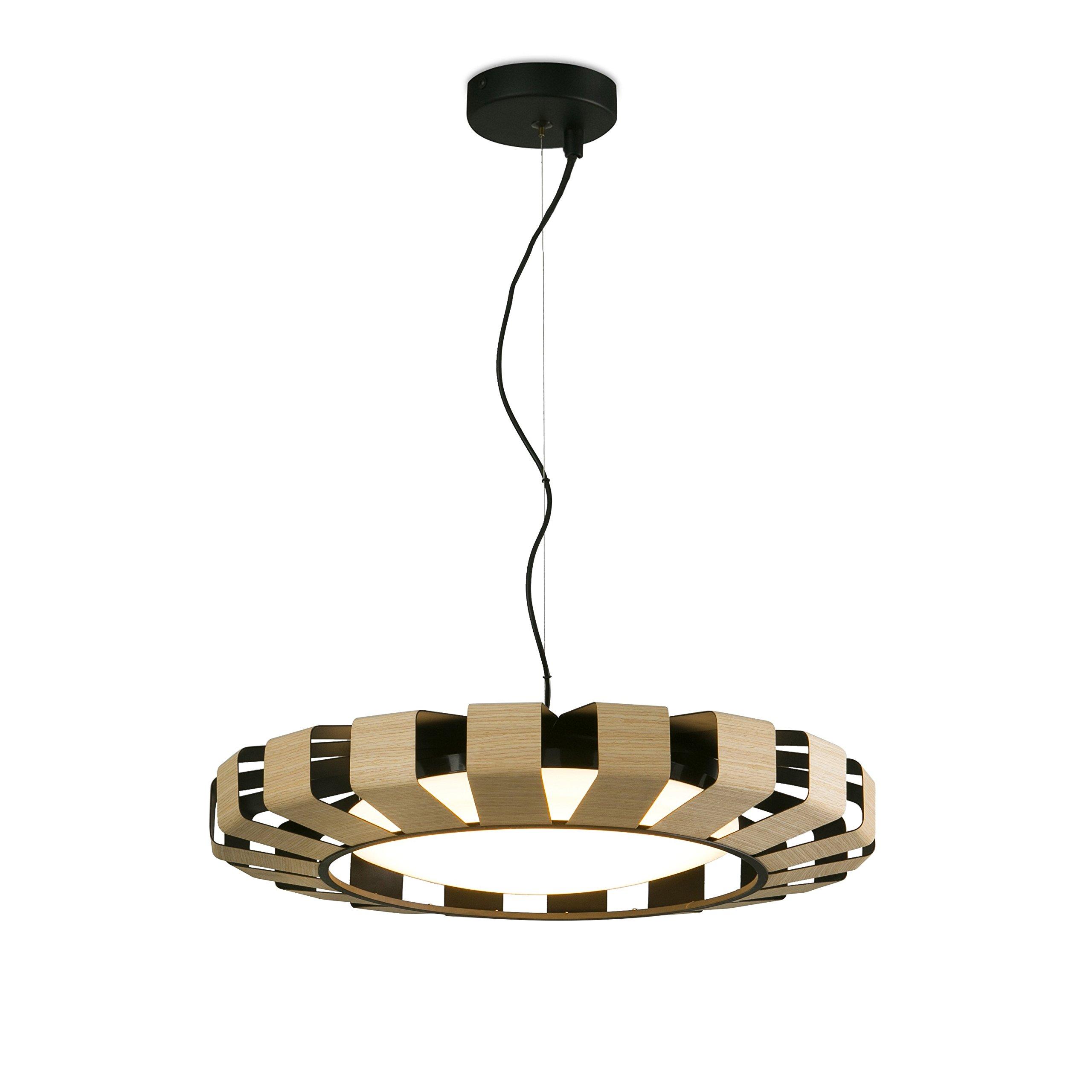 Faro 20100 - PAULINE LED Lampada sospensione legno