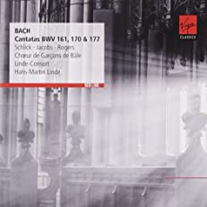 Bach: Cantatas (Red LIne)