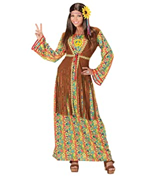 Hippie kleid lang