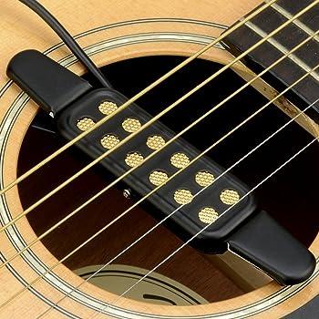 Under Saddle Piezo Kabel Tonabnehmer mit 2,5mm Stecker für Akustikgitarre