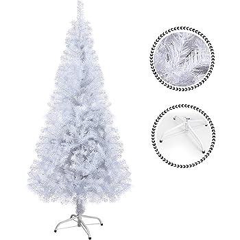 150 cm hoher christbaum in wei weihnachtsbaum. Black Bedroom Furniture Sets. Home Design Ideas