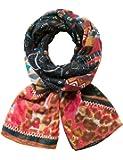 Desigual foulards 17wawfg0 misha noir