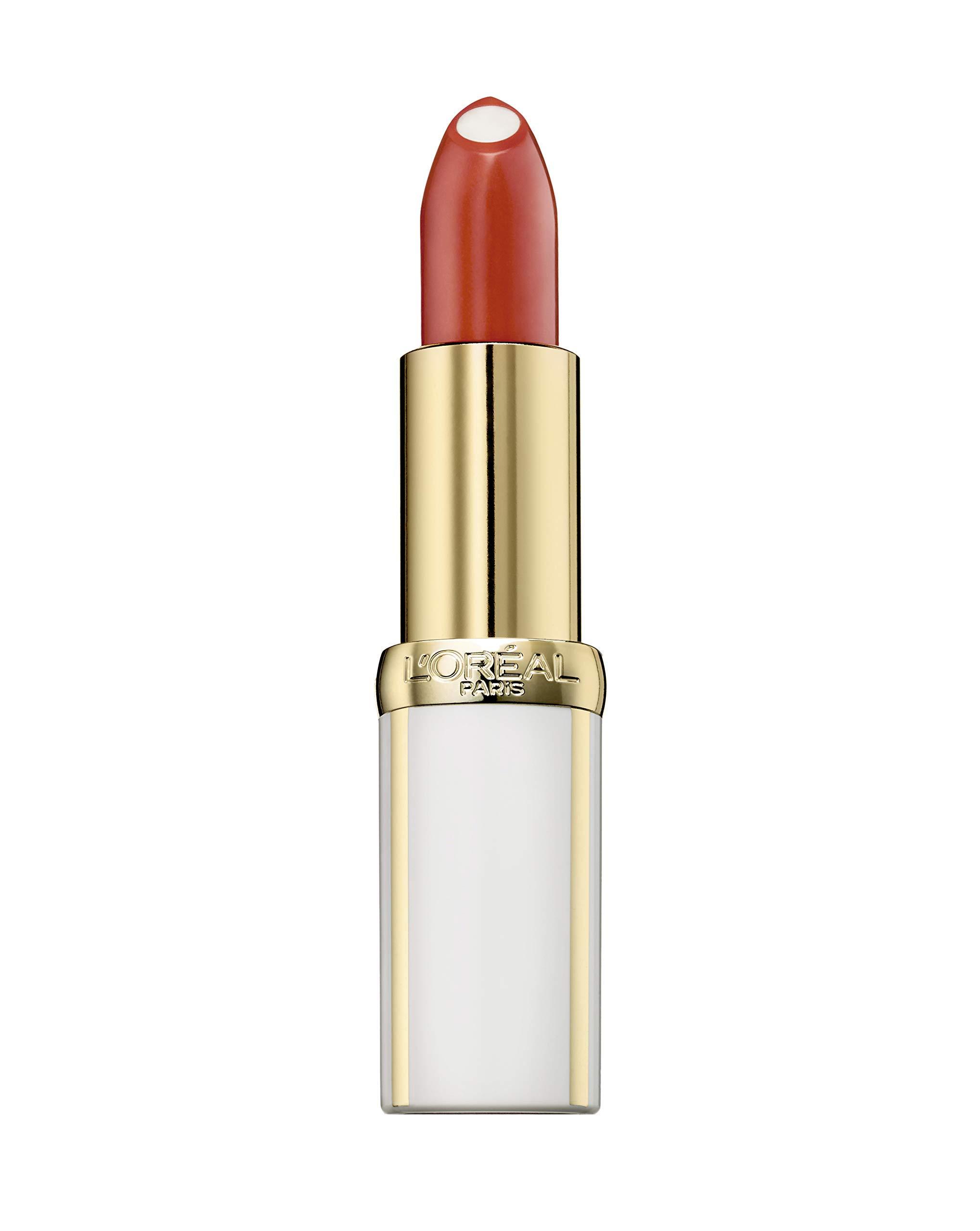 L'Oreal Paris Age Perfect 107 Radiant Tea Rose Pintalabios Brillante Rosa con Serum