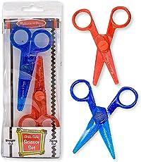Melissa & Doug 4224 Child-Safe Scissor Set (2 Piece)