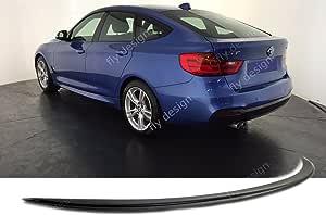 Car Tuning24 53338441 Wie Performance Und M3 3er Gt F34 Gran Turismo Lackierte Heckspoilerlippe Slim Spoiler Auto