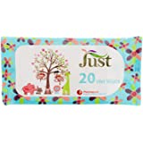 Just 20 PCS baby wipes