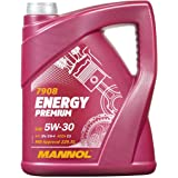 Mannol MN7908-5 olie, motorolie, 5 liter