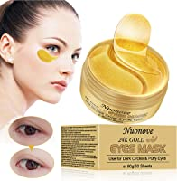 Maschera per gli occhi, Eye Patch, Eye Mask, Occhi Pads, Maschera d'occhio del collagene, Maschere Eye Gel Patches -...