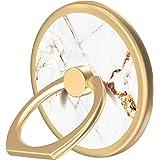 IDEAL OF SWEDEN Magnetic Ring Mount (Handy-Ringhalter und Ständer) (Carrara Gold)