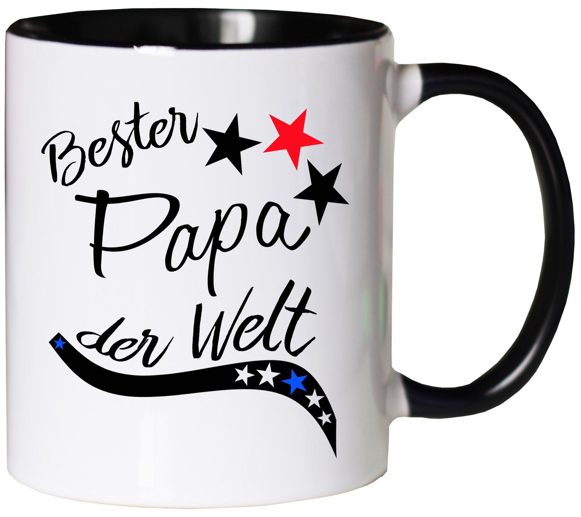 Mister Merchandise Kaffeebecher Tasse Bester Bruder der Welt Sohn Schwanger Baby Schwangerschaft Brother Teetasse Becher…
