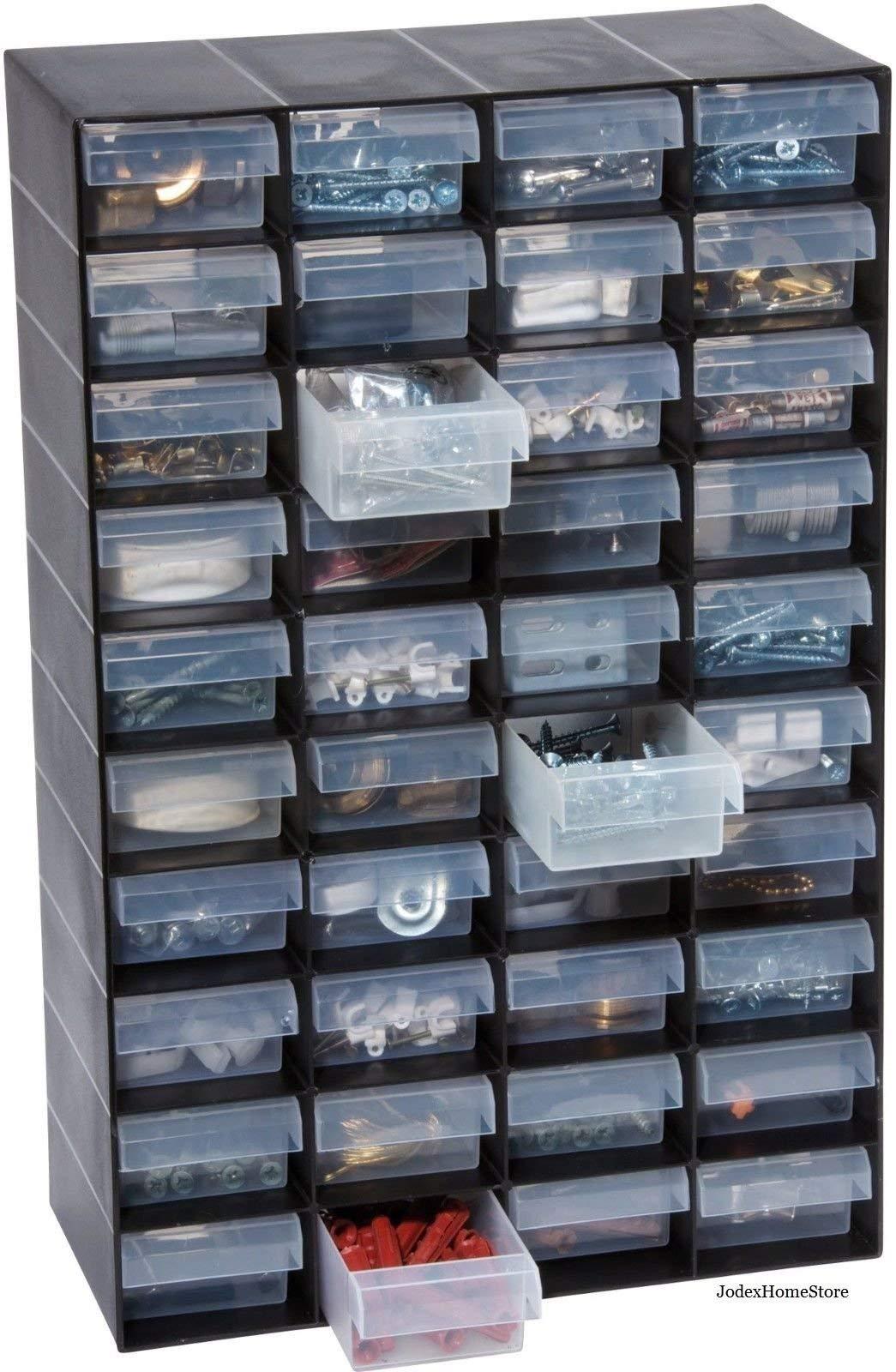Oggetti In Plastica Per La Casa.Britten James 40 Cassettiera In Plastica Per Piccoli Oggetti