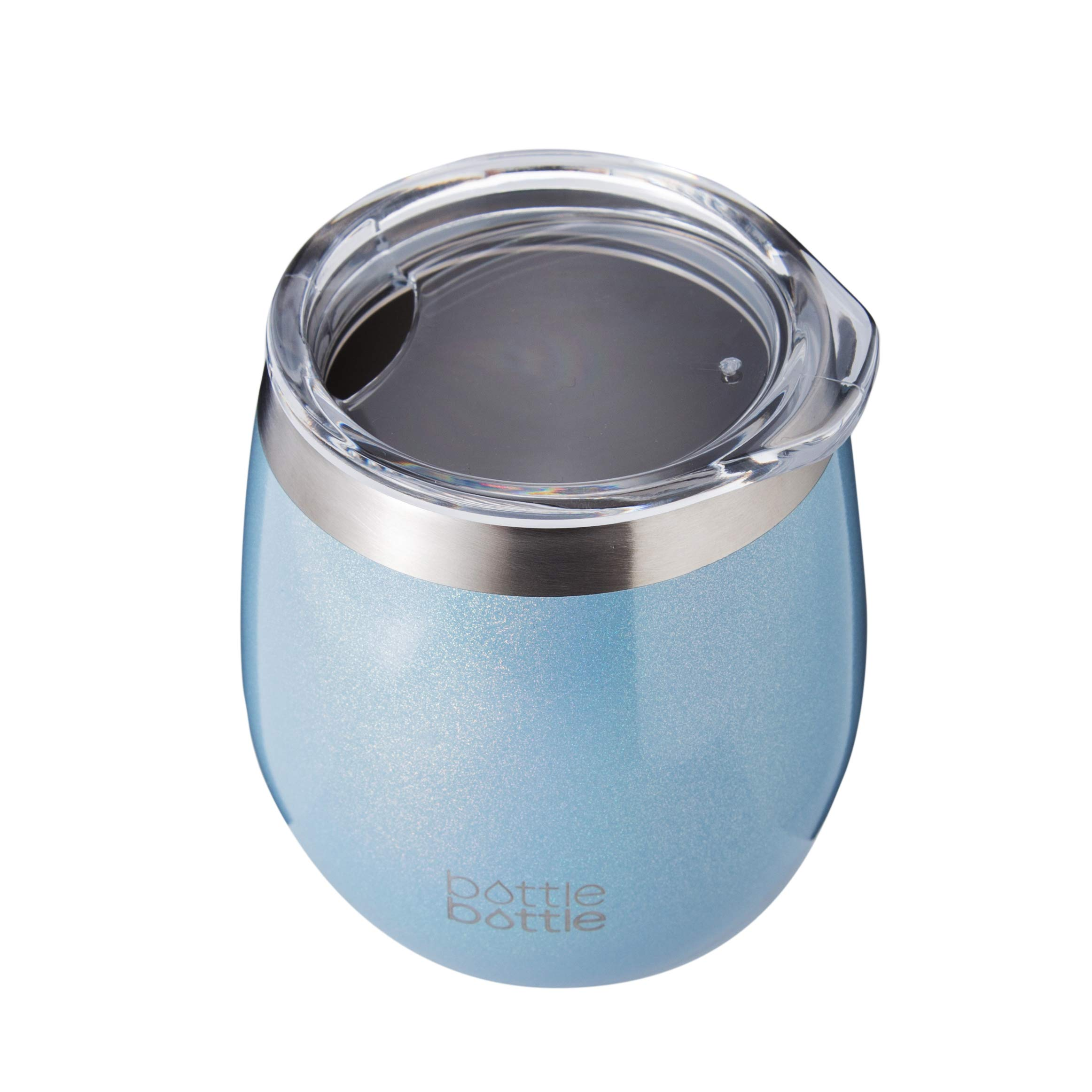 bottlebottle-Reusable-Coffee-Cup-with-lid-8oz240ml-Stainless-steel-Vacuum-Insulation-Small-Thermal-Travel-Water-Cup