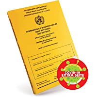Premium Impfausweis - NEUE AUSGABE 2021 - Internationaler Impfpass Imfpass Impfbuch für Erwachsene - Mit WHO Zeichen…