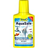 Tetra Aquasafe- Tratamiento para agua de acuarios, 100ml