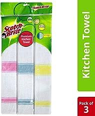 Scotch-Brite Kitchen Towels - Pack of 3