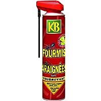 KB Anti Fourmis Araignees Aerosol 400ml