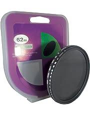 Ozure Variable Neutral Density Filter (62mm) (Variable N.D Filter 62mm)