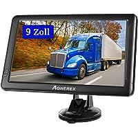 GPS Navi Navigation für Auto LKW PKW Aonerex 9 Zoll Touchscreen Navigationsgerät 8G 256M Sprachführung Blitzerwarnung…