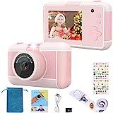 joylink Cámara para Niños, 2,4 Inch Pantalla Cámara de Fotos para Niños Cámara Selfie de 16MP 1080P HD Video Cámara Digital p