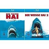 Der weisse Hai 1 + 2 Collection (2-Blu-ray)