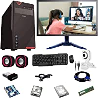 "Rolltop® Assembled Desktop Computer,Intel Core 2 Duo 3.0 GHZ Processor,G 31 Motherboard, 15"" LED Monitor,4 GB RAM…"