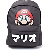 Bioworld - Difuzed Sac À Dos Super Mario Yoshi, Bagage pour Enfant Mixte Adulte, Multicolore (Multicolore), 14.5x42x30…