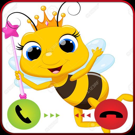 Call From Queen Bee (Französisch Bee Queen)