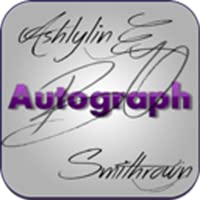 Digital Autograph Maker