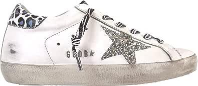 Golden Goose Scarpe Donna Sneaker Superstar Vintage 10221 Leopard