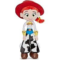 Disney 37269 Pixar Toy Story 4 Jessie Soft Doll in Gift Box 25 cm, Red