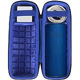 Hart Reise Schutz Hülle Etui Tasche für Ultimate Ears UE Boom 3 Bluetooth Lautsprecher von co2CREA (Blau)