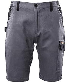 Polstar 2in1 Arbeitshose Arbeitskleidung Sicherheitshose Bundhose Schutzhose Montagehose Arbeitsshorts